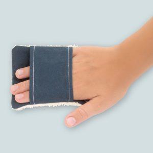 gant de toilette enfant facile à sécher